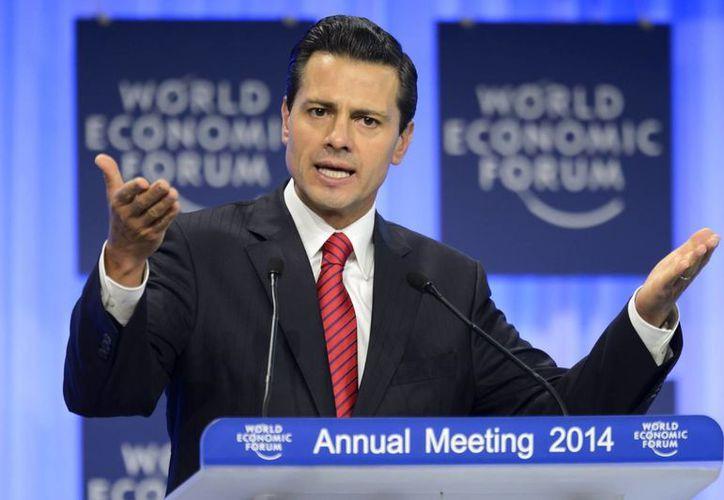 El presidente Enrique Peña Nieto estará en Cuba los días 28 y 29 de enero. (Agencias)