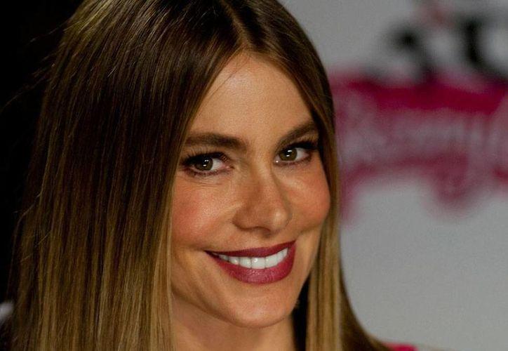 Sofía Vergara dice, en entrevista, que ha logrado todo lo que había planeado en la actuación. (EFE)