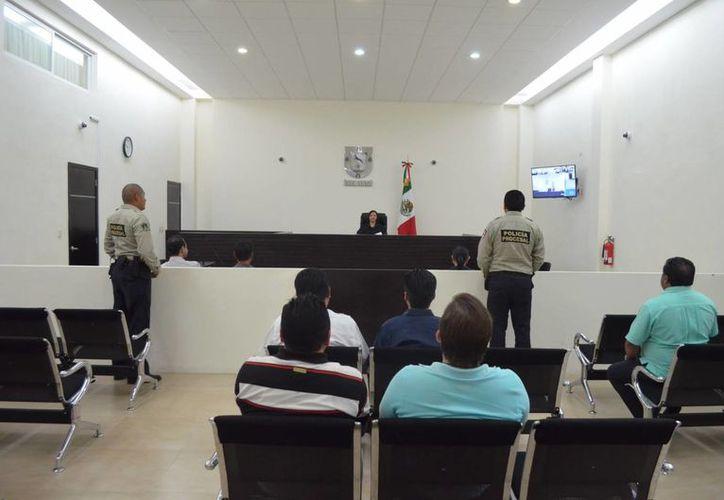 William F. R. V. fue sentenciado a  tres años y nueve meses de cárcel por el delito de robo con violencia a una gasolinera de Mérida. Imagen de contexto del Centro de Justicia Oral de Umán. (Google Plus Poder Judicial de Yucatán)