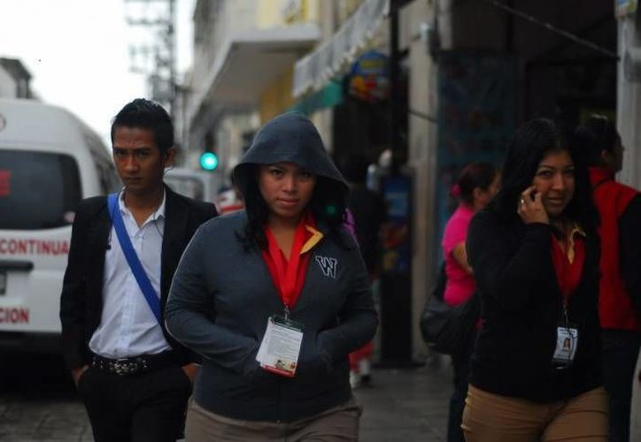 Las temperaturas frescas en Yucatán serán normales durante los siguientes días y semanas porque se entrará de lleno a la temporada de frentes fríos que inició el 20 de septiembre. (SIPSE)