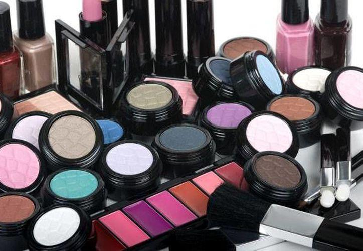 Los principales productos son cremas, maquillajes y sombras para ojos. (periodicodigital.mx)