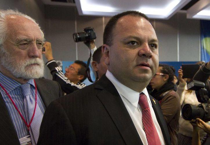 Jesús Rodríguez Almeida: ha habido una disminución en 14.3 % de los delitos de alto impacto en el DF. (Notimex/Foto de archivo)