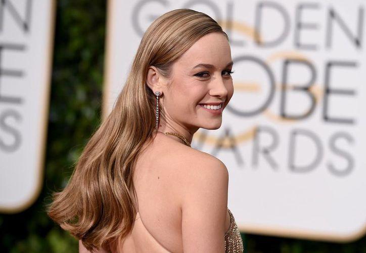 La actriz Brie Larson se encuentra en negociaciones con Disney para dar vida a la superheroína Capitán Marvel. (AP)