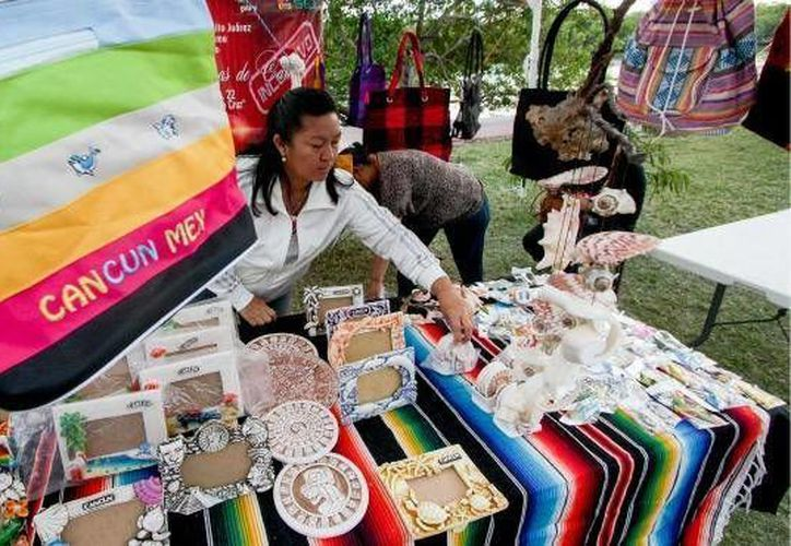 """La feria artesanal """"Manos Mágicas"""" se realizará este fin de semana en Cancún. (Redacción/SIPSE)"""