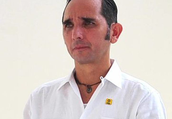 Someterán a votación la licencia que solicitó Juan Carlos Beristain Navarrete. (Adrián Barreto/SIPSE)