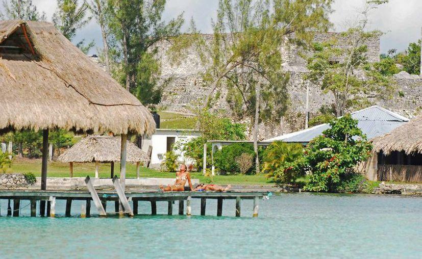 Los turistas europeos permanecieron durante cuatro días y tres noches en Chetumal. (Harold Alcocer/SIPSE)