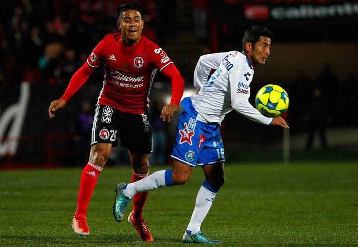 Xolos de Tijuana propinó una goliza, la primera del torneo, a Puebla: 6-2, en la fecha 2 del torneo Clausura 2017, de la Liga MX. (Jammedia)