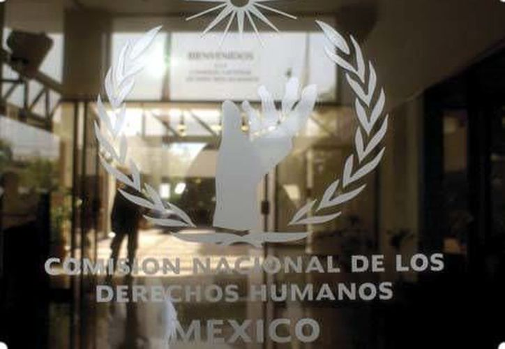 La CNDH acudió al municipio y la zona en conflicto, donde solicitó información a las autoridades federales, estatales y municipales. (Archivo/Notimex)