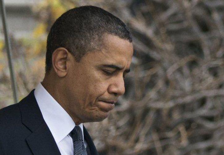 El mandatario enfrenta nuevas presiones antes de iniciar su segundo mandato presidencial. (Agencias)