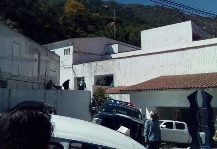 Se registró un ataque armado en el interior del Hospital General de Taxco, en el estado de Guerrero. (Excélsior)