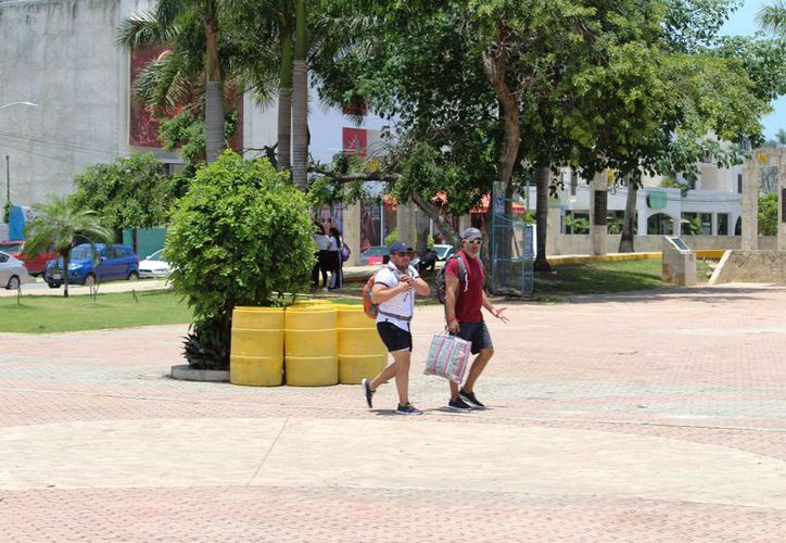 La coordinación municipal de Protección Civil recomienda calma a la población del municipio. (Octavio Martínez/SIPSE)