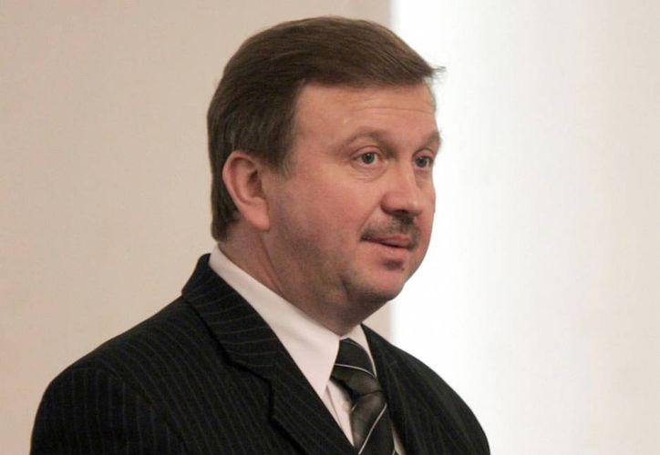 Andrei Kobyakov será el nuevo primer ministro de Bielorrusia. (Agencias)