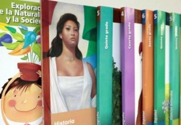 Uno de los temas de mayor importancia es lo relacionado con la llegada a tiempo de los libros de texto gratuito. (Contexto/Internet)