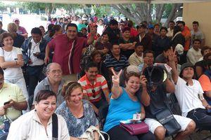 Invaden módulos para pagar tenencia vehicular en Yucatán
