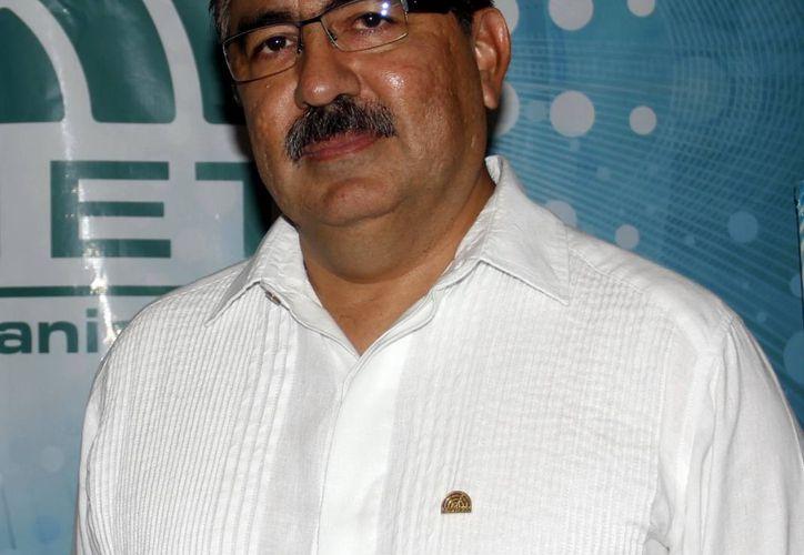 Jorge Solís Buenfil, presidente de la Canieti, dijo que es un hecho que no hay un ambiente tan fácil para hacer negocios. (Milenio Novedades)