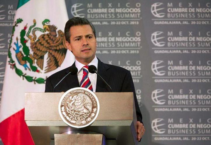 El Mandatario comentó que el decrecimiento de México tras la crisis económica de 2008 fue del 7 por ciento. (presidencia.gob.mx)