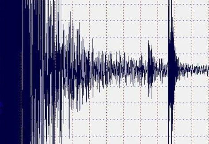 el movimiento telúrico se originó a una profundidad de 10 kilómetros. (SSN)