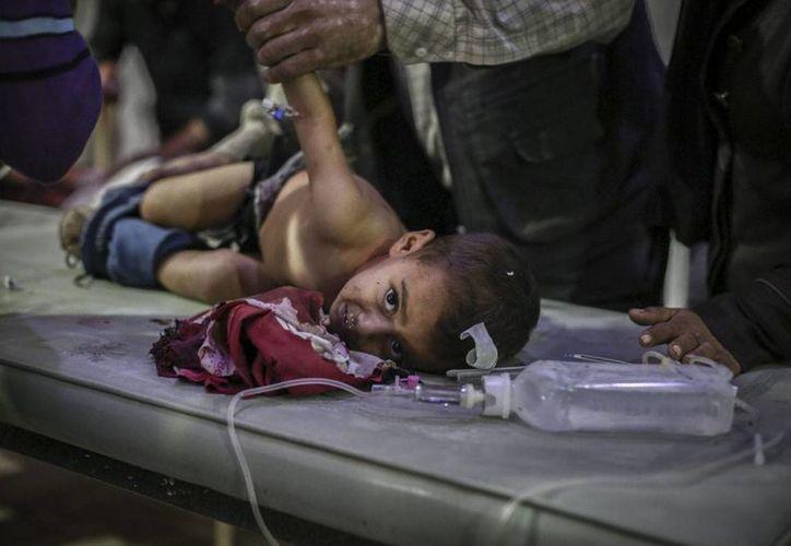 Unicef alerta del impacto de las guerras en el desarrollo de 86 millones de niños. (EFE/archivo)