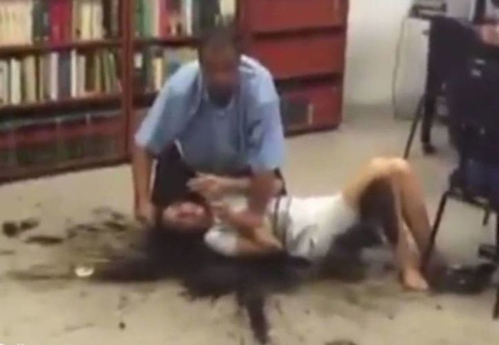 Alfredo José dos Santos amenazó con prender fuego a la jueza Tatiane Moreira Lima, que atiende casos de violencia familiar. (thesun.uk)