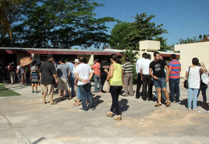 Empresarios de Yucatán reconocieron la gran participación ciudadana en el Estado durante las elecciones. (Milenio Novedades)