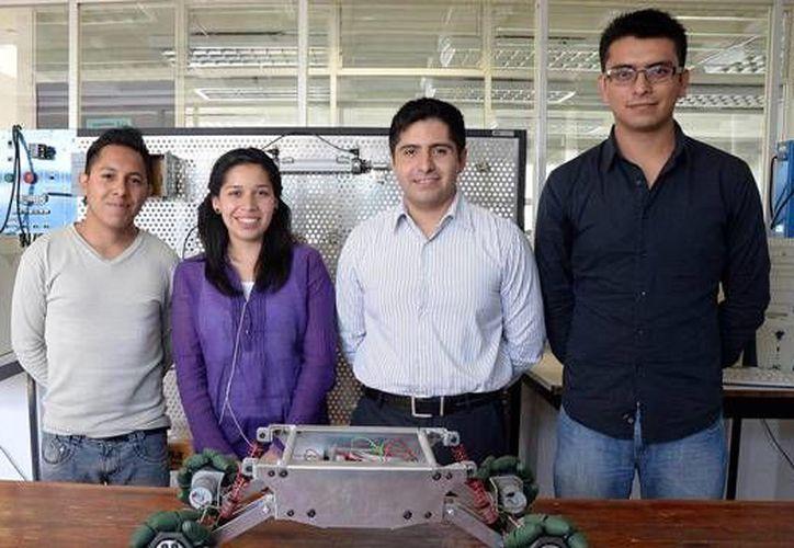 Los alumnos del FES Aragón desarrollan otro dron para exploración acuática. (mimorelia.com)