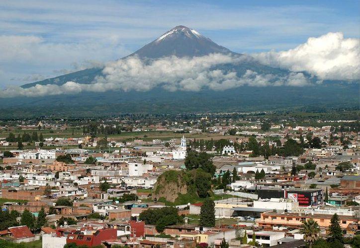 Descartan que haya personas en riesgo. En la imagen, la ciudad poblana de Cholula. (Archivo/Notimex)
