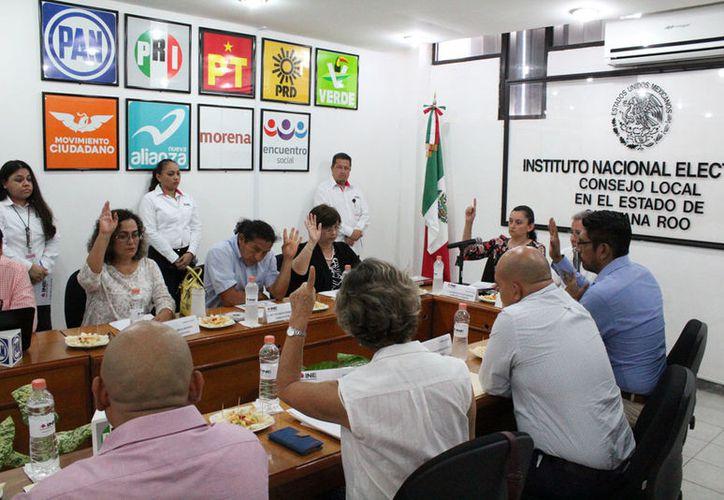 Se analizan las violaciones a la Ley General de Instituciones y Procedimientos Electorales. (Joel Zamora/SIPSE)