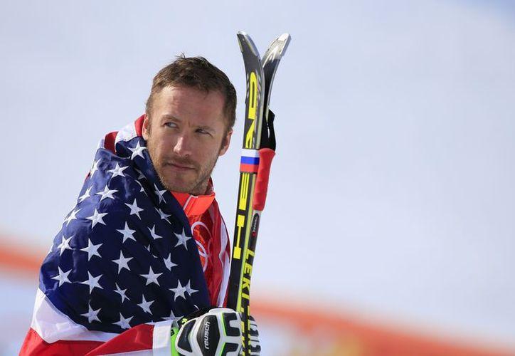 El campeón olímpico Bode Miller descartó participar en la Copa del Mundo de esquí alpino. (Contexto/Internet).