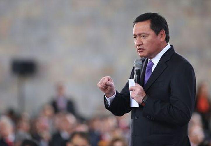 Miguel Ángel Osorio Chong, secretario de Gobernación. (Foto: Milenio)