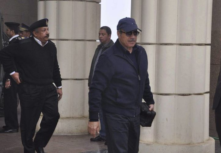 El ex ministro del Interior Habib al Adli también fue absuelto el año pasado de su implicación en la muerte de cientos de personas durante las represiones contra manifestantes. (Archivo/EFE)