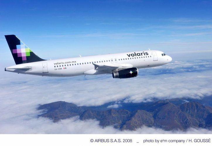 La ruta Guadalajara-Mérida operará con aeronaves A320. (viajavolaris.com)