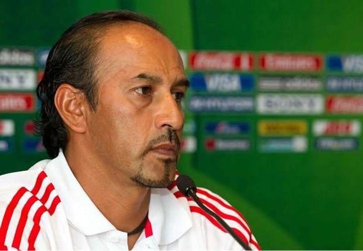 'El Potro' no tuvo mucho éxito como jugador, pero ahora lo tiene como entrenador. (mediotiempo.com)