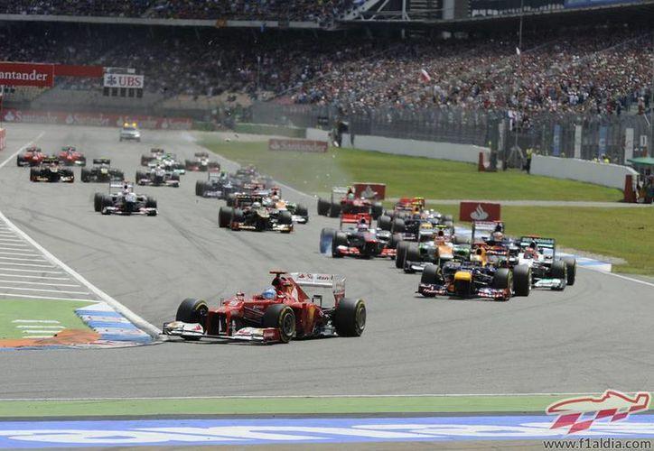 Ya no hay forma ni tiempo para que el Gran Premio de Alemania se efectúe como estaba programado, en Berlín. (f1aldia.com)