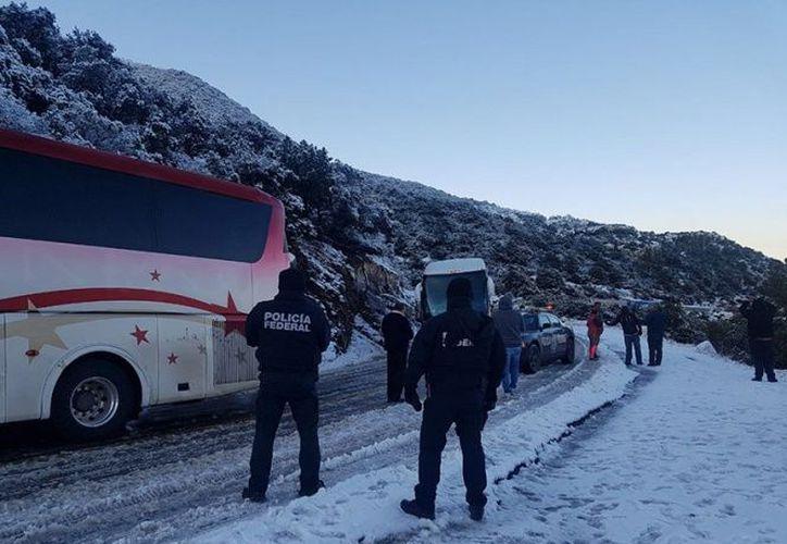 La Policía Federal advirtió que seguirán los cierres a la circulación en Sonora. (Twitter)