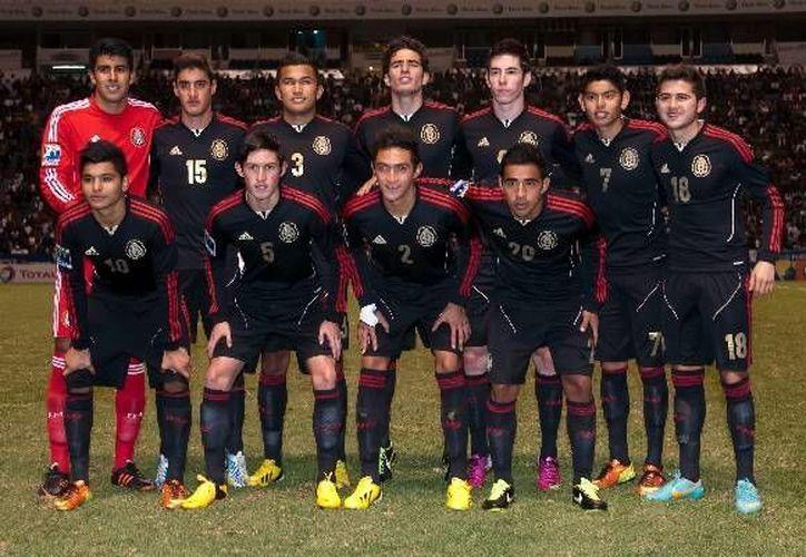 México Sub-20 volvió a demostrar su calidad. (mediotiempo.com)
