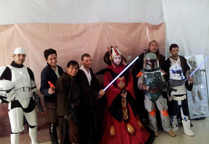 El Club de Fans de Star Wars realizará su foro anual el 2 y 3 de mayo próximos. (Redacción/SIPSE)