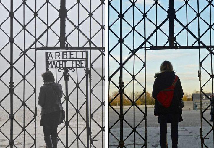 El campo de Dachau sirvió de modelo para las instalaciones que los nazis levantarían posteriormente en otros sitios. (EFE)