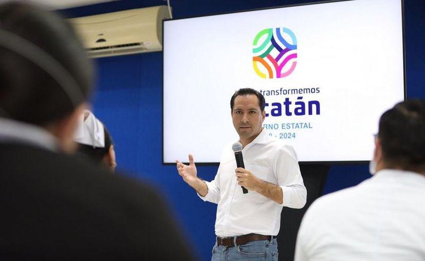 El Gobierno encabezado por Mauricio Vila Dosal envió la propuesta al Congreso del Estado.