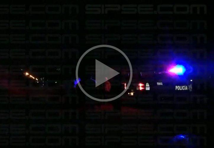 El cuerpo presentaba impactos de arma de fuego en el cráneo. (Foto: Captura del video)