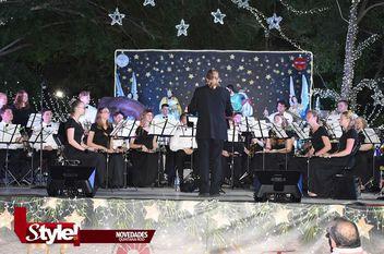 Gran concierto en Ayuntamiento de Benito Juárez