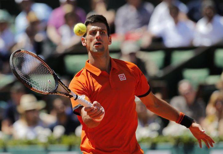 Djokovic accede a su tercera final en Roland Garros, tras las derrotas de 2012 y 2014. Ambas, a manos de Rafael Nadal. (AP)