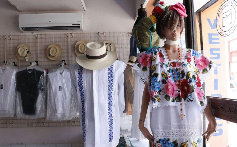 Industria Del Vestido Yucateco Afectado Por El Alza A La