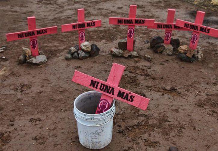 Algunas de las mujeres son halladas muertas, otras siguen sin ser encontradas. (Foto: Contexto)