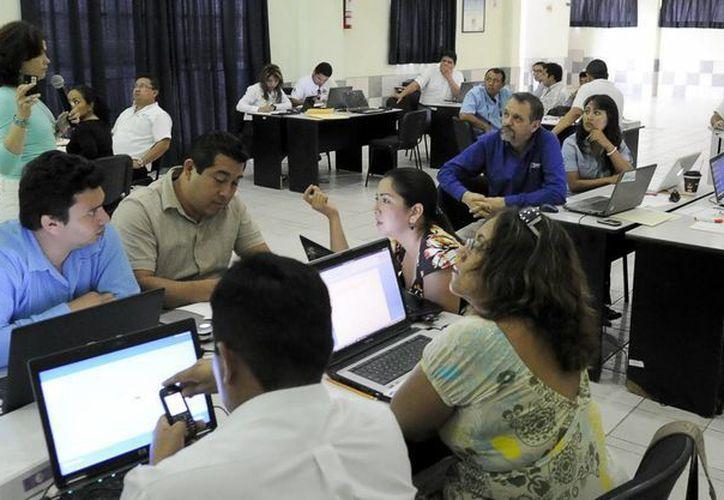 El curso va dirigido a profesionales independientes que aún no cuentan con este adiestramiento. (Cortesía/SIPSE)