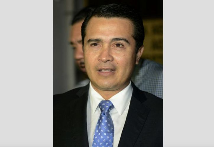 Este viernes fue capturado en Estados Unidos Juan Antonio Hernández, hermano del presidente hondureño, Juan Orlando Hernández. (AFP)