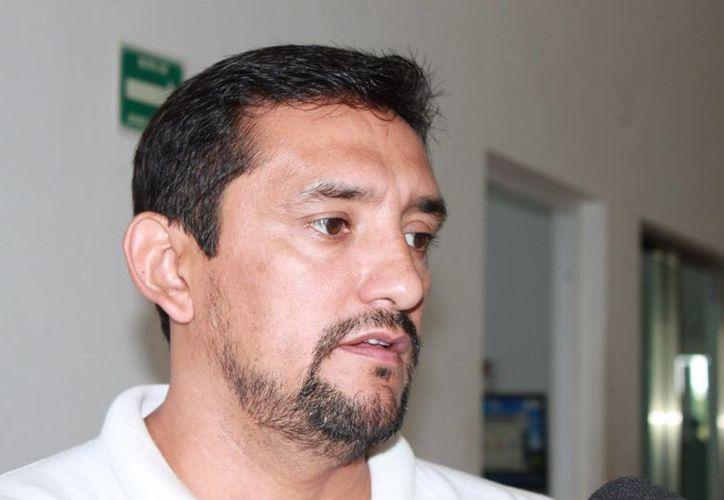 José Luis Olivares Carmona mencionó que la creación del cuarto distrito se realizará. (Adrián Barreto/SIPSE)