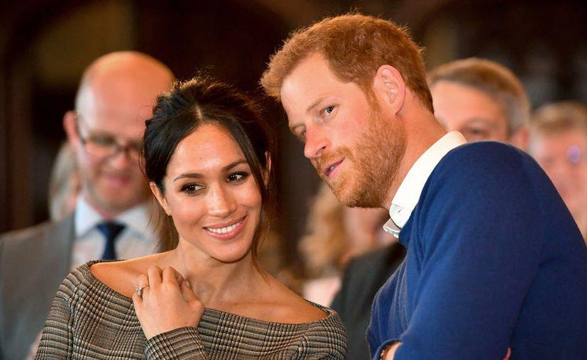 La duquesa de Sussex se distanciaba así de la tendencia de las mujeres de la Casa Real. (Internet)