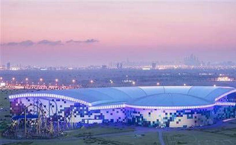Un parque temático basado en personajes de Marvel y Cartoon Network abrirá sus puertas en agosto de este año, en Dubai. (AP)