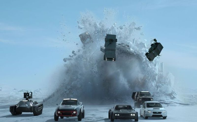 'Fast and Furious 8' bate dos récords de taquilla en China