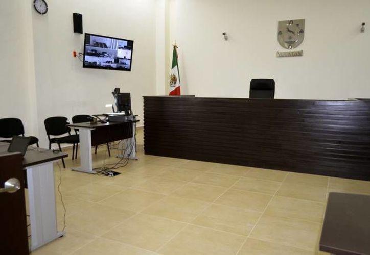 Los equipos serán utilizados en las audiencias que se lleven a cabo en las mencionadas Salas de Oralidad del Poder Judicial del Estado. (Archivo/Cortesía)